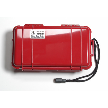 Pelican 1060 Micro Case (Red)