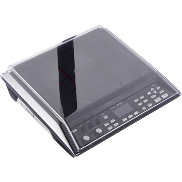 Decksaver Cover for Roland Octapad SPD-SX (Smoked/Clear)
