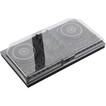 Decksaver Pioneer DDJ-200 Cover for Pioneer DDJ-200 Controllers (Smoked Clear)