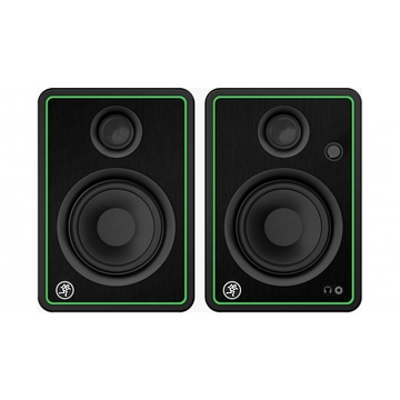 Mackie CR4XBT 4 Inch Active Creative Reference Multimedia Monitors With Bluetooth (Pair)