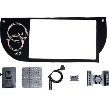 SmallHD Accessory Pack for 1703 P3X Monitor (V-Mount)