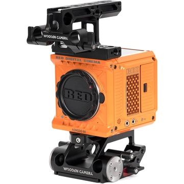 Wooden Camera Base Accessory Kit for RED KOMODO