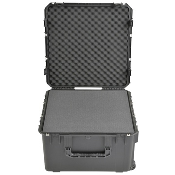 SKB 3i-2424-14BC iSeries 2424-14 Waterproof Case (with cubed foam)