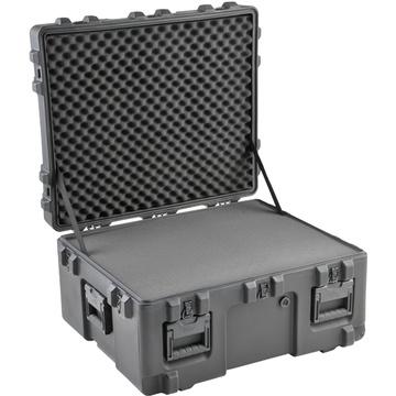 SKB 3R3025-15B-CW R Series 3025-15 Waterproof Case (with cubed foam)