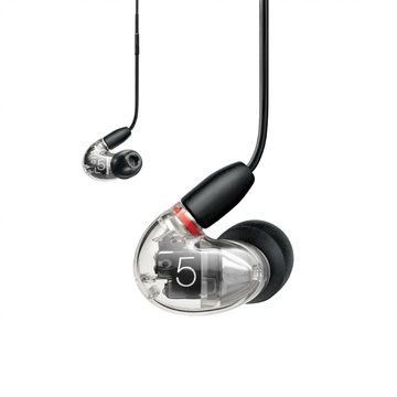 Shure AONIC 5 Sound Isolating Earphones (Clear)