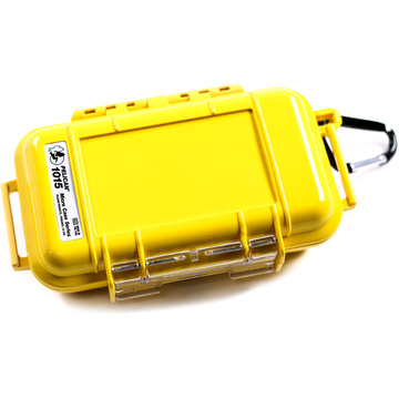 Pelican 1015 Micro Case (Yellow)