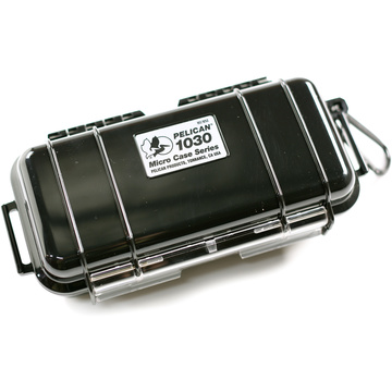 Pelican 1030 Micro Case (Black)