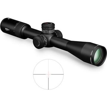 Vortex 3-15x44 Viper PST Gen II Riflescope (EBR-4 MOA Illuminated Reticle, Matte Black)
