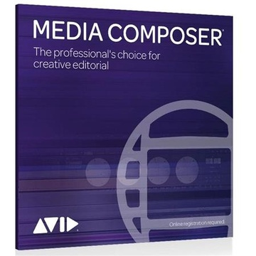 Avid Media Composer (Ultimate 3-Year Subscription, Renewal)
