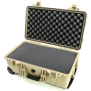 Pelican 1510 Carry On Case (Desert Tan)