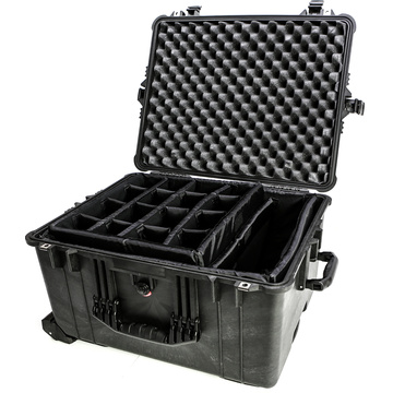 Pelican 1624 case (Black)