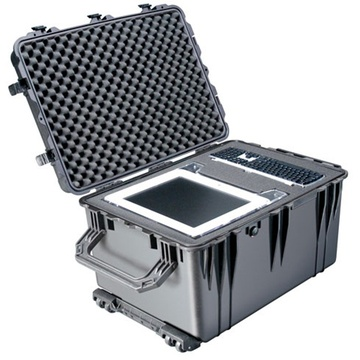 Pelican 1660 Case (Black)