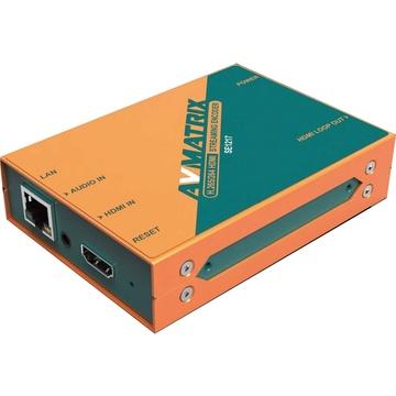 AV Matrix SE1217 H.265/264 HDMI Streaming Encoder