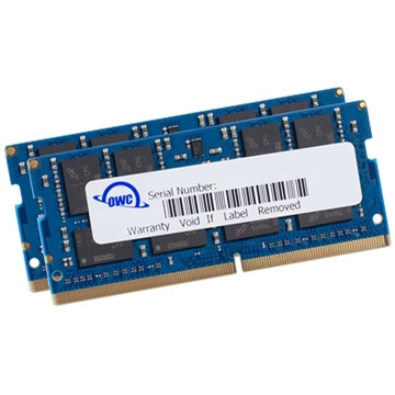 OWC 32GB DDR4 2666 MHz SO-DIMM Memory Upgrade (2 x 16GB)