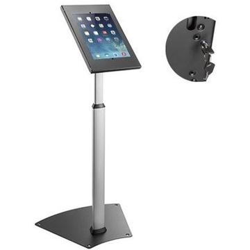 Brateck Anti-Theft Height Adjustable Tablet Floor Stand