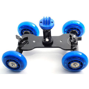 Mini Skater Dolly for GoPro or DSLR