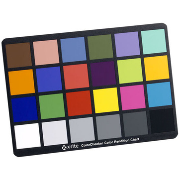 X-Rite Original Color Checker Card