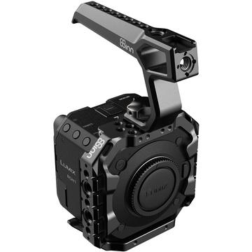 8Sinn Cage for Panasonic BGH1 + Black Raven Top Handle