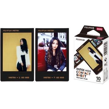 Fujifilm Instax Mini Contact Sheet Film (10 Exposures)