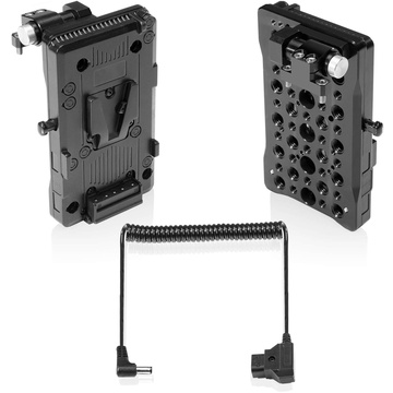 SHAPE Pivoting Battery Plate for Canon C70 (V-Mount)