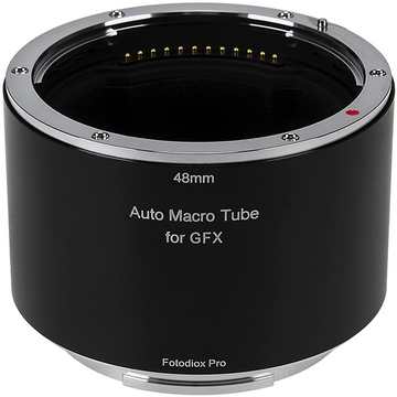 FotodioX 48mm Pro Automatic Macro Extension Tube for Fujifilm G-Mount