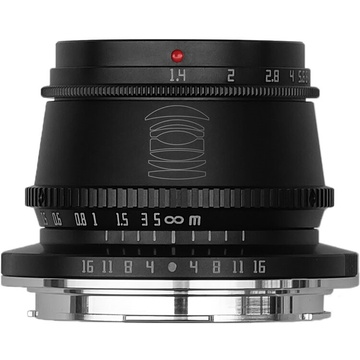 TTArtisan 35mm f/1.4 Lens for Leica L (Black)