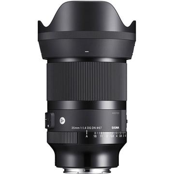 Sigma 35mm f/1.4 DG DN Art Lens for Sony E
