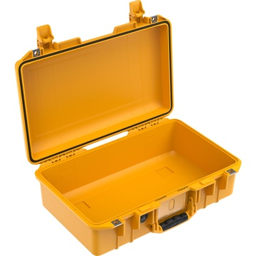 Pelican 1485AirNF Hard Carry Case with Liner, No Foam (Yellow)