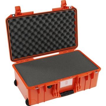 Pelican 1535Air Gen 3 Wheeled Carry-On Hard Case with Foam Insert (Orange)