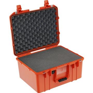 Pelican 1557Air Gen 2 Hard Carry Case with Foam Insert (Orange)