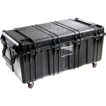 Pelican 0550 Transport Case without Foam (Black)
