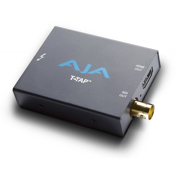 AJA T-TAP SDI and HDMI output