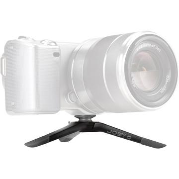 Joby Micro 800 Hybrid camera tripod - Black/Gray