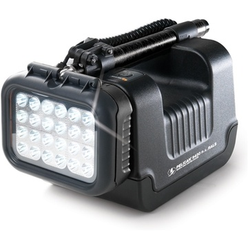 Pelican 9430SL Spot Light Remote Area Lighting System (Black)