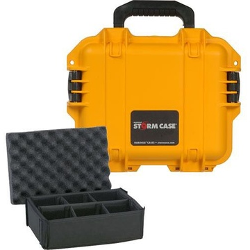 Pelican IM2075 Storm Case with Padded Dividers (Yellow)