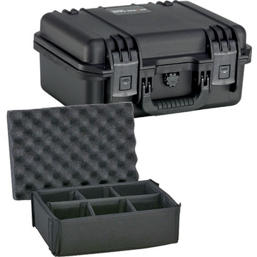 Pelican iM2100 Storm Case with Padded Dividers (Black)