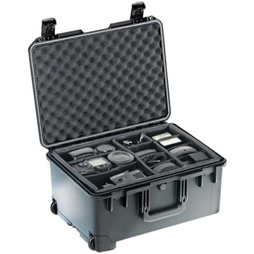 Pelican iM2620 Storm Case with Dividers (Black)
