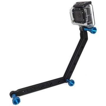 Meinuo Flexible Arm Mount Set For GoPro Hero 3 & 2