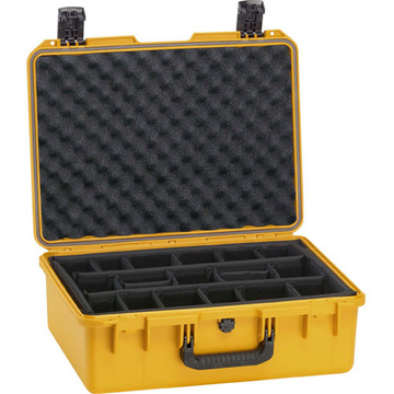 Pelican iM2600 Storm Case with Padded Dividers (Yellow)