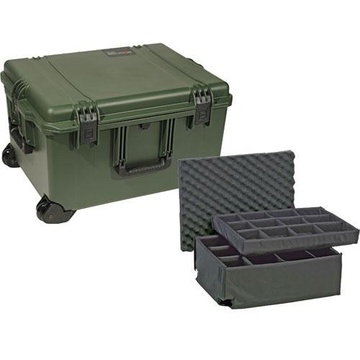 Pelican iM2750 Storm Case with Padded Dividers (Olive Drab Green)