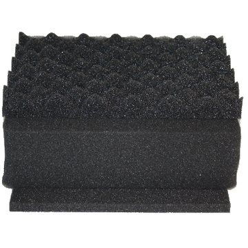 Pelican 1401 Replacement Foam for 1400 Case