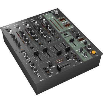 Behringer Pro Mixer DJX900USB Professional 5-Channel DJ Mixer