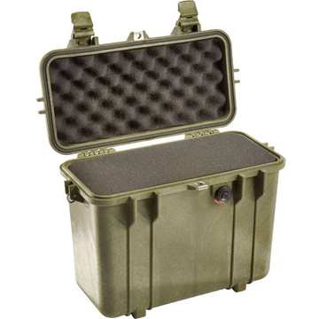 Pelican 1430 Top Loader Case (Olive Drab Green)