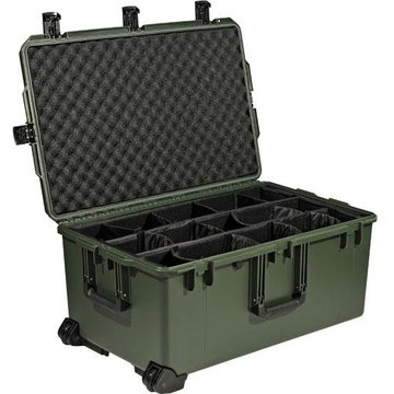 Pelican iM2975 Storm Trak Case with Padded Dividers (Olive Drab Green)