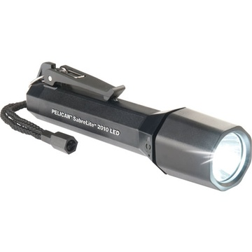 Pelican 2010 SabreLite LED Flashlight (Black)