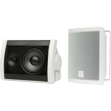 Boston Acoustics Voyager 40 2-Way Outdoor Speakers (Pair, White)