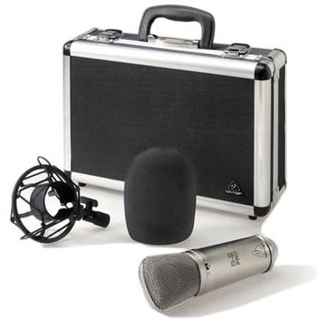 Behringer B2PRO Dual-Diaphragm Condenser Microphone
