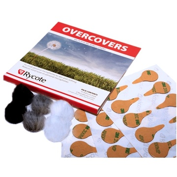 Rycote - 25x Overcover Lavalier Pack (30 uses)