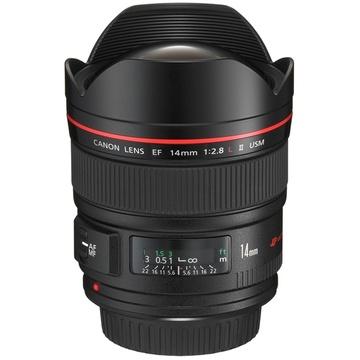 Canon EF 14mm f2.8 L USM II Autofocus Lens