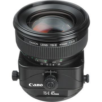 Canon 45mm f2.8L Tilt Shift Lens